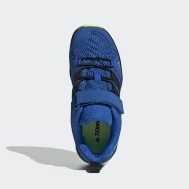 Children TERREX Blue Terrex AX2R CF Hiking Shoes