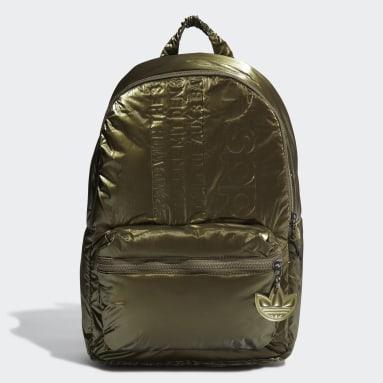 Women's Originals Green Backpack