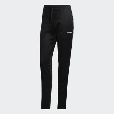 Women's Soccer Black Sereno 19 Pants
