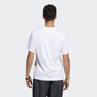 T-shirt Dill Graphic Short Sleeve (Non genré) blanc Originals
