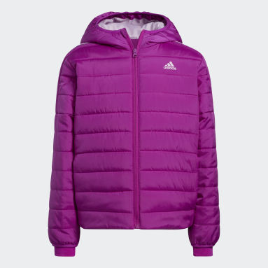 Youth Training Pink Classic Puffer Jacket