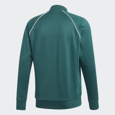Herr Originals Grön SST Track Jacket