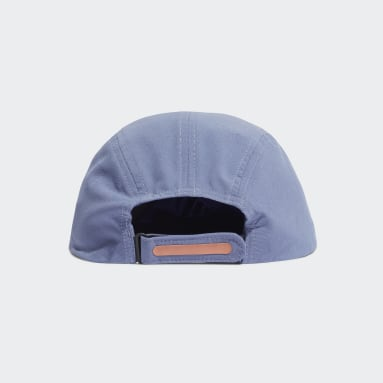 Casquette AEROREADY Running Training Cycling Four-Panel Violet Volley-ball