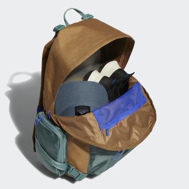 Basketball Brown Basketball Daniel Patrick Primegreen Backpack