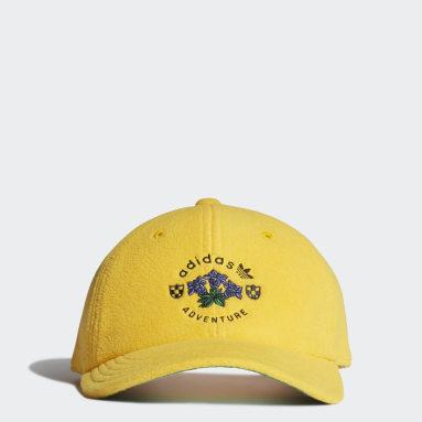 Gorra Fleece Adventure Vintage Oro Originals