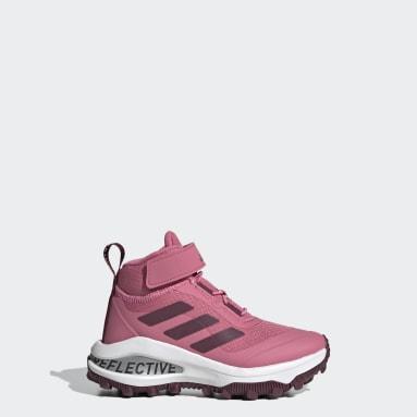 Kids Running Pink FortaRun All Terrain Running Shoes