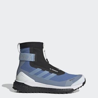 синий Ботинки для хайкинга Terrex COLD.RDY