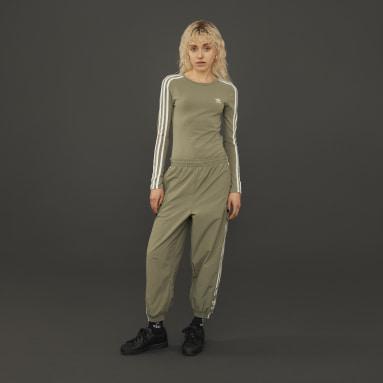 Women's Originals Green Adicolor Classics Bodysuit
