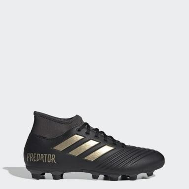 Calzado de Fútbol Predator 19.4 S Multiterreno Negro Hombre Fútbol