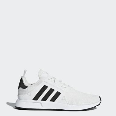 X_PLR sko Hvit