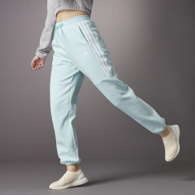 Pantaloni Hyperglam High-Rise  Verde Donna Sportswear