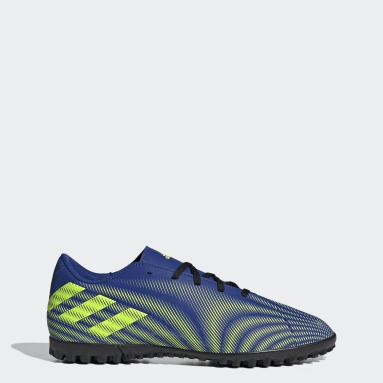 Men Football Blue Nemeziz.4 Turf Boots
