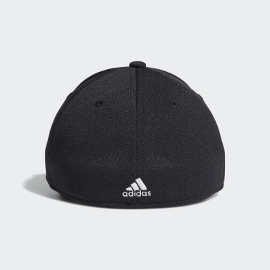 Men's Baseball Black Release Stretch-Fit Hat