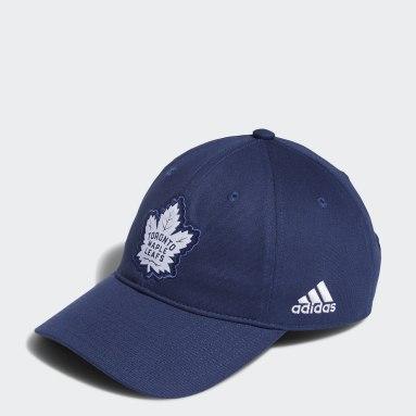 Men Hockey Multicolor Maple Leafs Slouch Adjustable Cap
