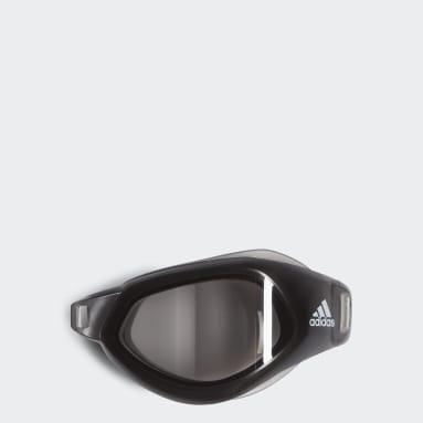 Plávanie biela Ľavá šošovka plaveckých okuliarov Persistar Fit Optical Goggle
