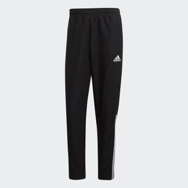 Men Football Black Regista 18 Woven Pants