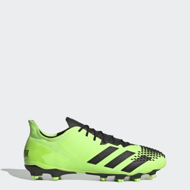 Zapatos de fútbol Predator 20.2 Multiterreno Verde Hombre Fútbol