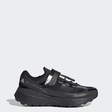 Women adidas by Stella McCartney Black adidas by Stella McCartney Outdoor Boost RAIN.RDY Shoes
