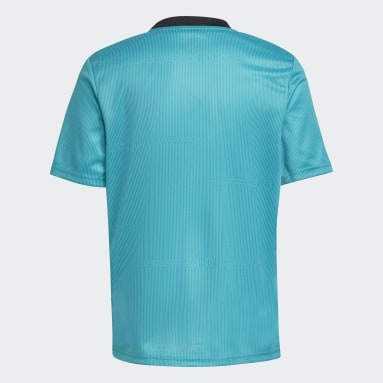 Boys Football Turquoise Real Madrid 21/22 Third Jersey