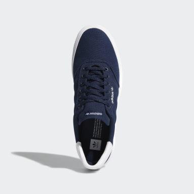 Tenis 3MC Vulc Azul Hombre Originals