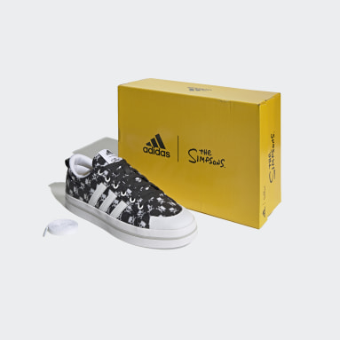 Chaussure Bravada The Simpsons Noir Marche