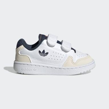 Infants Originals White NY 90 Shoes
