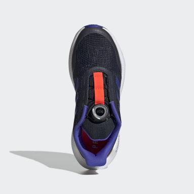 синий Кроссовки для бега EQ21 Run Freelock