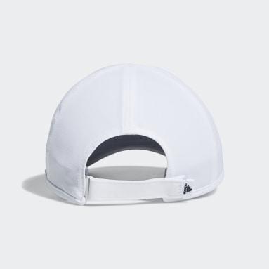 Men's Training White Superlite Hat