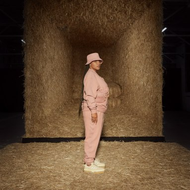 Originals Pink French Terry Crewneck Sweatshirt (All Gender)