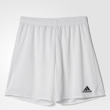 Men's Soccer White Parma 16 Shorts