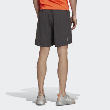 Men's Running Grey Run It Shorts
