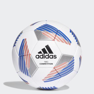 Fodbold Hvid Tiro Competition bold