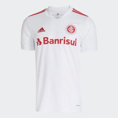 Camisa 2 Internacional 20/21 Branco Homem Futebol