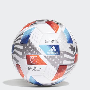 Men's Soccer White MLS Pro Ball