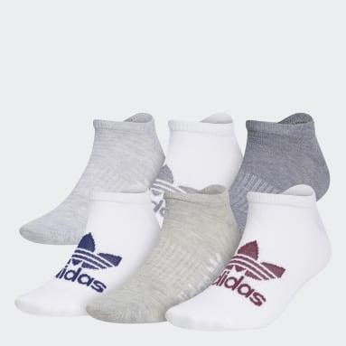 Men Originals Multicolor Classic Superlite No-Show Socks 6 Pairs