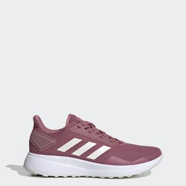 Women Running Burgundy Duramo 9 Shoes