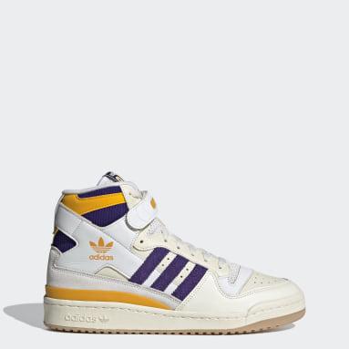 Men Originals White Forum 84 High Shoes