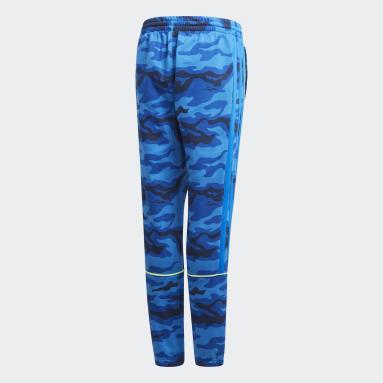 Children Basketball Blue Harden Vol. 5 Pants