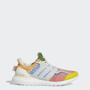 Running White Ultraboost 5.0 DNA Pride Shoes