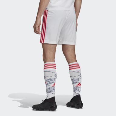 Football White FC Bayern 21/22 Third Shorts