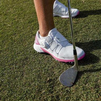 Frauen Golf ZG21 BOA Golfschuh Weiß