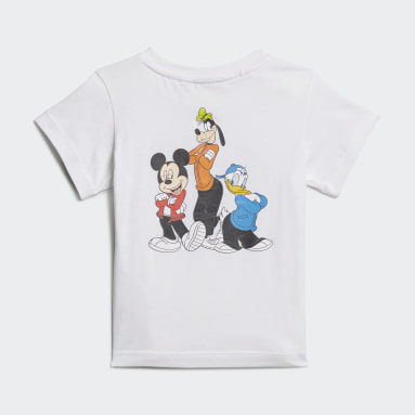 Infant & Toddler Originals White Disney Mickey and Friends Tee
