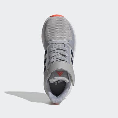Chaussure Runfalcon 2.0 gris Enfants Course