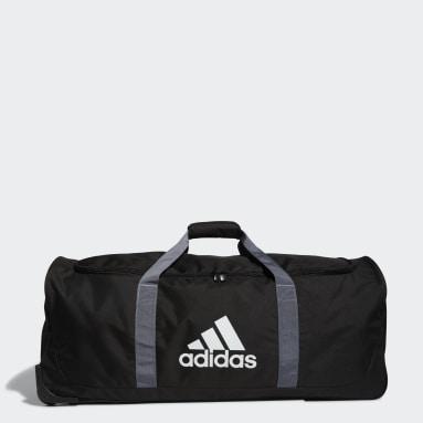 Training Black Team Wheel Bag XL