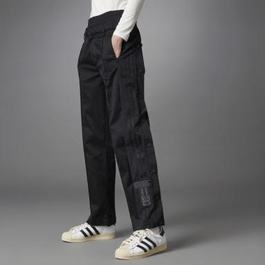 Dames Originals Zwart Blue Version Woven Adibreak Trainingsbroek