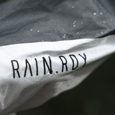 Veste de pluie Terrex Agravic Pro Trail Running Blanc Femmes TERREX