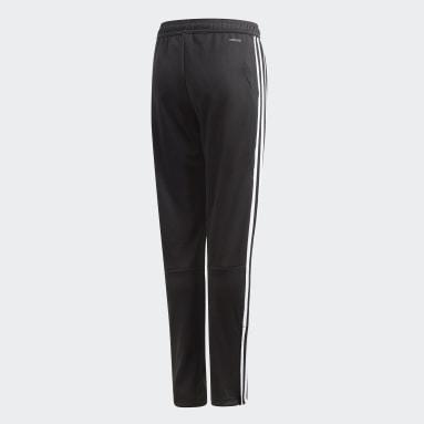 Pants de Entrenamiento Tiro 19 (UNISEX) Negro Niño Fútbol