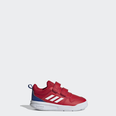 Zapatilla Tensaur Rojo Niño Running