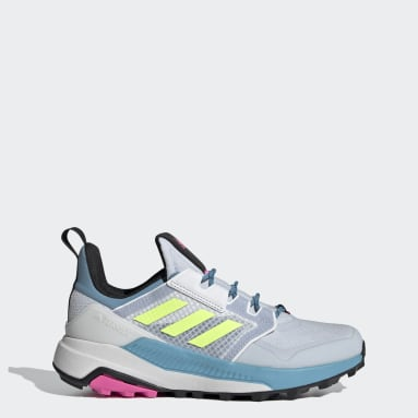 Women's TERREX Blue Terrex Trailmaker Hiking Shoes
