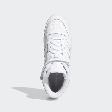 Chaussure Forum Mid blanc Originals